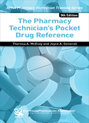 The Pharmacy Technician's Pocket Drug Reference,9e