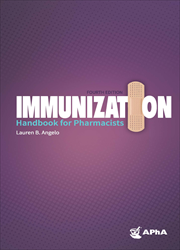 Immunization Handbook for Pharmacists, 4e
