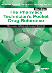 The Pharmacy Technician's Pocket Drug Reference, 10e