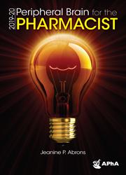 Peripheral Brain for the Pharmacist, 2019–20